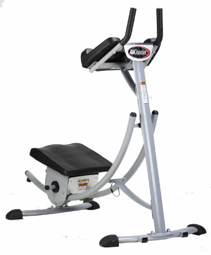 SAC AB Coaster. Very robust piece of equipment with electronic counter. A fast and fun way to build those perfect ABS!