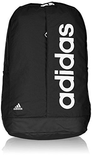 Adidas Linear Performance Zaino, Nero/Grigio, S