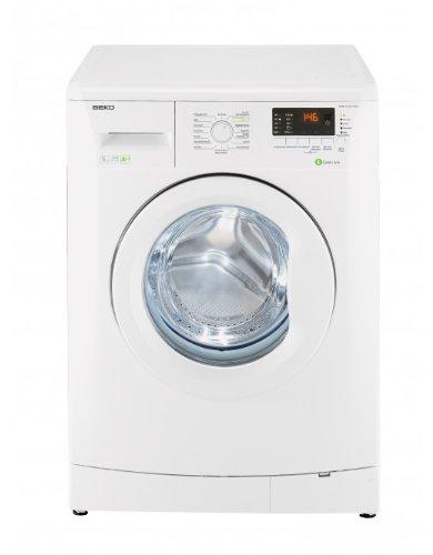 Beko WMB 51232 PTEU Waschmaschine Frontlader / A++B / 146 kWh/Jahr / 7260 Liters/Jahr / 1200 UpM / 5 kg / Multifunktionsdisplay / 15 Waschprogramme / Pet Hair Removal / weiß