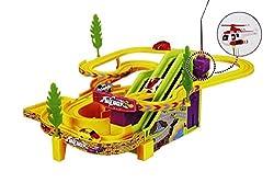 Funny Bunny Track Racer Musical Race Tracks Gift For Kids