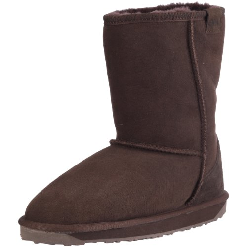 Emu Men's Stinger Lo Pull On Boot Chocolate M10002 8 UK