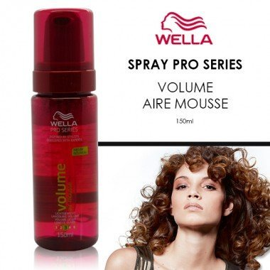 Wella Pro Series Volume Air Mousse 150ml by Wella Pro Series (Wella Pro Series compare prices)