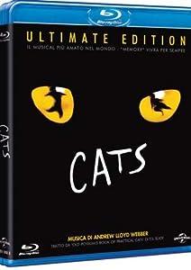 Cats [Blu-ray] [IT Import]