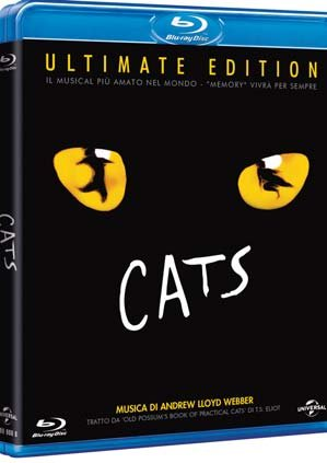 Cats [Blu-ray] [IT Import]
