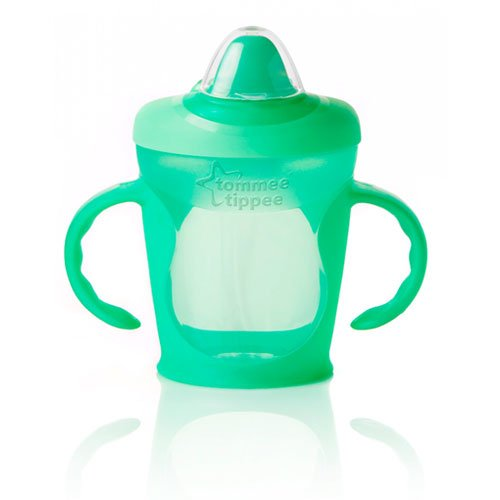 Tommee Tippee Explora Easy Drink Cup Green 6 Months Plus