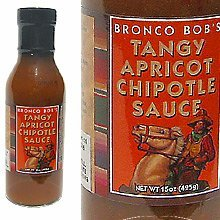 Bronco Bobs Tangy Apricot Chipotle Sauce - 15 Oz from Bronco Bobs