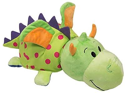 Vivid Imaginations Flip a Zoo 2-In-1 Unicorn/Dragon Soft Toy (Multi-Colour)
