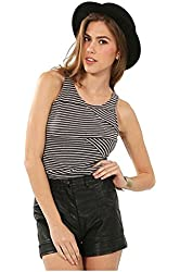 G2 Chic Women's Sleeveless Jersey Top