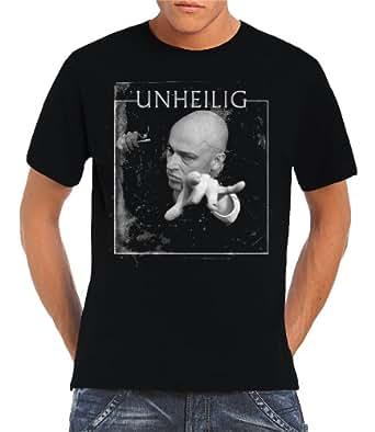 Unheilig - Klassik Graf T-Shirt Black, M