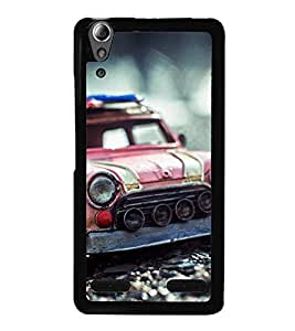 Vizagbeats old car Back Case Cover for LENOVO A6000