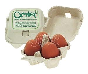 Egg Boxes - Omlet - Pack of 20