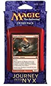 Magic the Gathering (MTG) Journey Into Nyx Intro Pack / Theme Deck – Voracious Rage – Red (Includes…