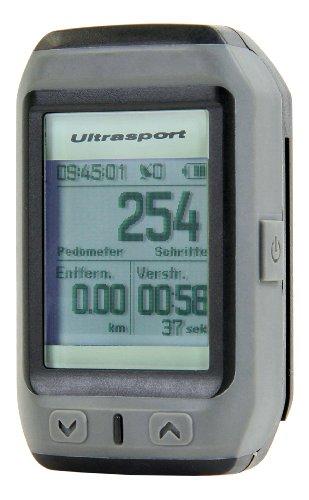 Ultrasport GPS computer sportivo multifunzione NavCom 400, grigio, 330900000032