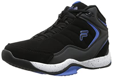 Buy Fila Mens Breakaway 4 Basketball Shoe by Fila