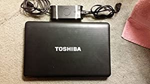 "Toshiba 15.6"" Satellite C655D-S5303 - Satellite Laptop / AMD E-series Processor / 15.6"" Display / 3gb Memory / 320gb Hard Drive - Black"