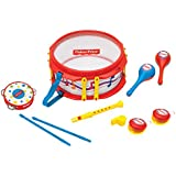 Fisher-Price Musical Band Drum Set