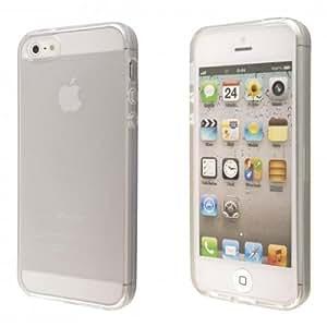 ECENCE Apple iPhone 5 5S Coque de protection housse case cover transparent 21010204