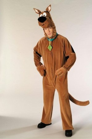 Costumes For All Occasions Aa222 Scooby Doo Adult