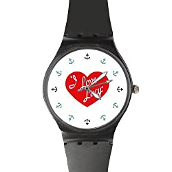 The Fame I Love Lucy Custom Classic Photo Watch As A Nice Gift