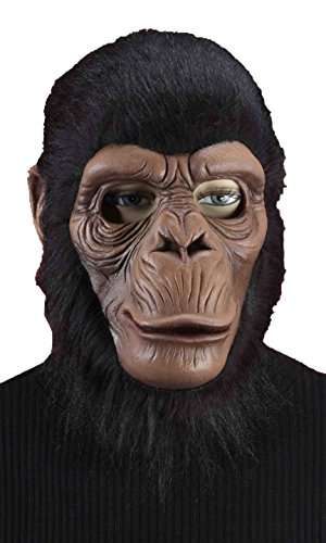 Forum Novelties Men's Latex Chimpanzee Mask