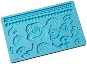 Wilton Fondant and Gum Paste Silicone Mold Baroque