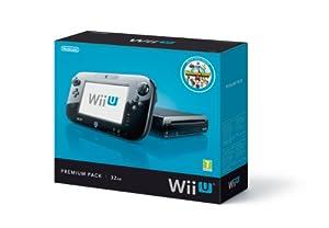 Nintendo Wii U - Console 32 GB Nintendo Land Premium Pack, Nera