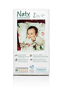 Nature Babycare Mini Nappies Value Pack (170 Nappies)