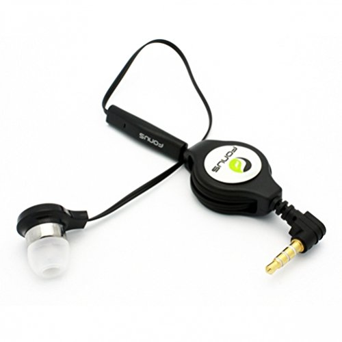 Fonus Retractable Mono Earbud Headset