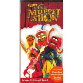 Best of the Muppet Show Diana Ross/ Brooke Shields/ Rudolph Nureyev