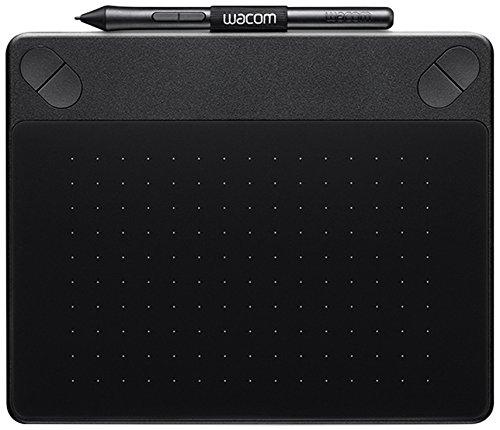 Wacom Intuos Small Comic Black Pen & Touch Tablette Graphique - Noir