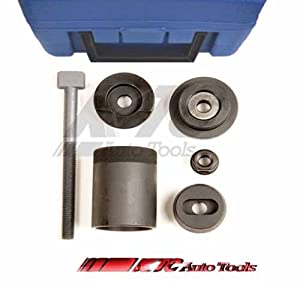 BMW E46 E85 Rear Subframe Differential Bushing Tool Set from KTCAUTOTOOLS