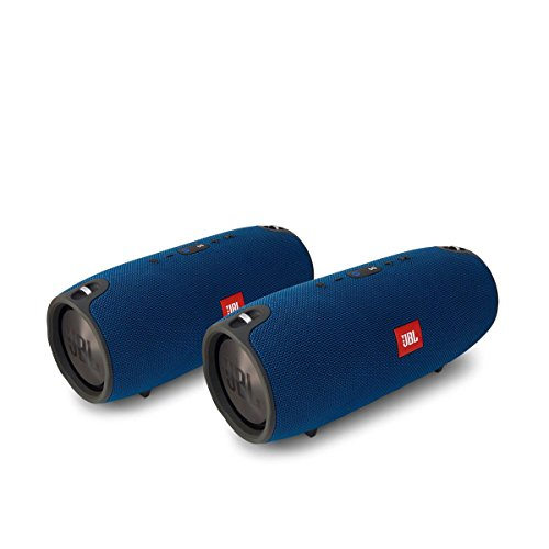 Click to buy JBL Xtreme Portable Wireless Bluetooth Speakers - Pair (Blue) - From only $499.95