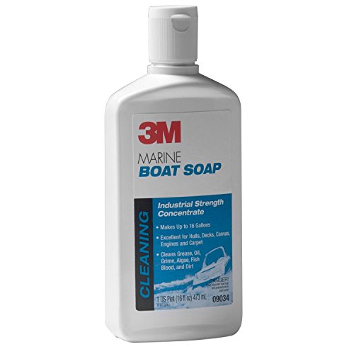 3M 09034 Marine Boat Soap