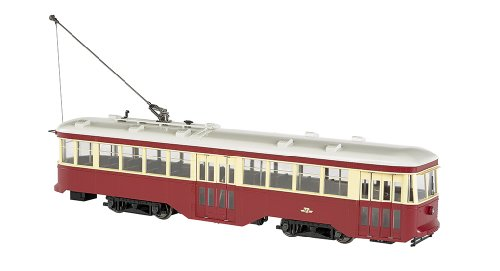 "Bachmann Peter Witt Street Car - Dcc Ready Toronto (1:29 - Large ""G"" Scale)"