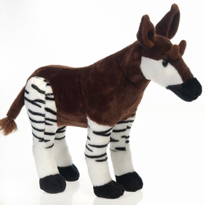 Okapi Stuffed Animal
