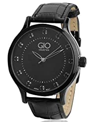 Giordano Black Dial Men's Watch - Gio EP - 0517.5
