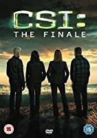 CSI - Crime Scene Investigation: The Finale