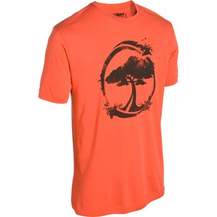 Arbor Recycle T-Shirt - Short-Sleeve - Men's Red, S