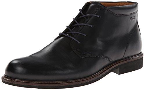 ECCO Men's Findlay Chukka Boot,Black,44 EU/10-10.5 M US