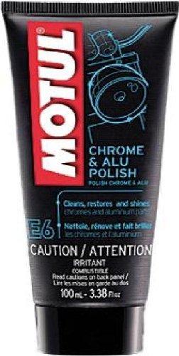Motul Chrome and Aluminum Polish - 3.38oz. 103255