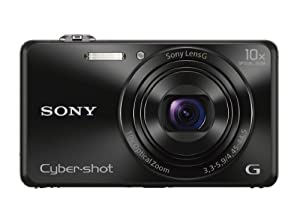 Sony Cyber-SHOT DSC-WX220 ( 18.9 MP,10 x Optical Zoom,2.7 -inch LCD )