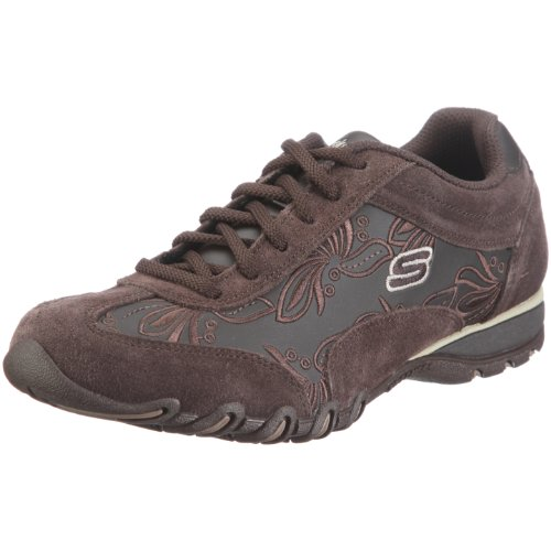 Skechers Women's Speedster Nottingham Sneaker Brown UK 6