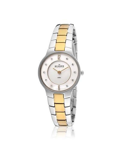 Skagen Women's 572SSGXG Two-Tone Stainless Steel Watch