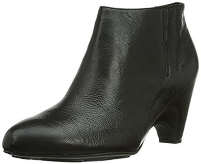Högl shoe fashion GmbH 8-106810-01000, Damen Kurzschaft Stiefel, Schwarz (01000), 38 EU (5 Damen UK)