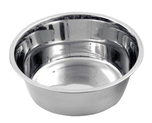 Bild von: Edelstahl Hundenapf ca. 1800ml Napf Schüssel Trinknapf Futternapf