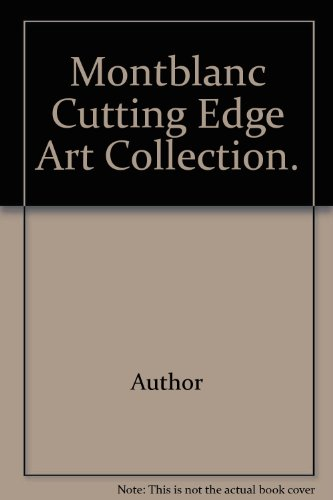 montblanc-cutting-edge-art-collection