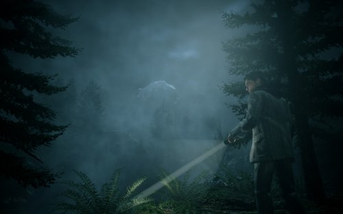 Alan Wake - Special Edition  screenshot