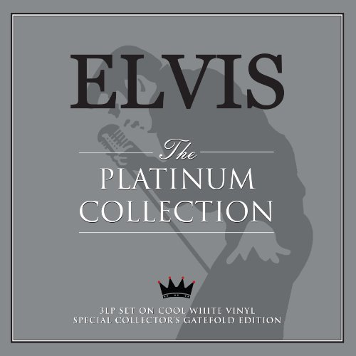 Album Art for Platinum Collection by ELVIS PRESLEY