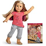 American Girl of 2014 Isabelle Doll & Paperback Book