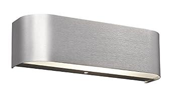 Moderne Wandleuchte in graphit G9 50W Wohnzimmerleuchte Flurleuchte Wandlampe
